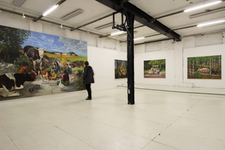 Ausstellungsansicht 14