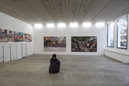 Ausstellungsansicht 3